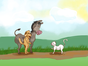 The Bremen Town Musicians - Children Story by Tales with GiGi